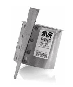 Втулка AVK опорная для для ПЭ80, PN6,3 и ПЭ100, PN10, SDR11